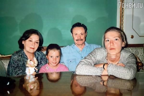 Юрий Соломин – биография, фильмы, фото, личная жизнь, последние новости 2019