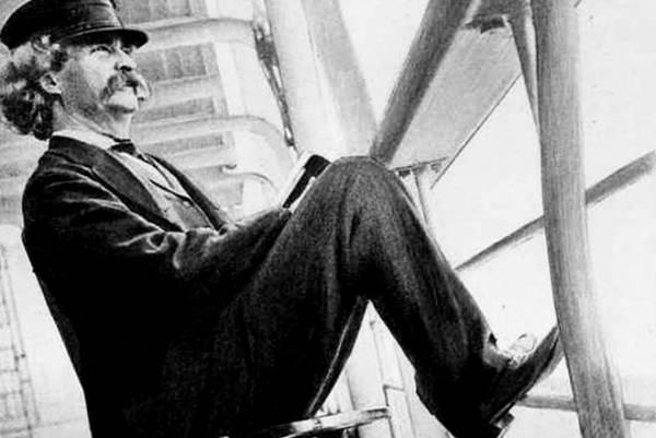 Марк Твен – биография, фильмы, фото, личная жизнь, последние новости 2019
