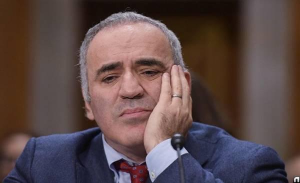 Гарри Каспаров – биография, фильмы, фото, личная жизнь, последние новости 2019