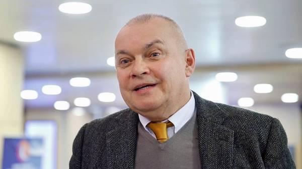 Дмитрий Киселев – биография, фильмы, фото, личная жизнь, последние новости 2019