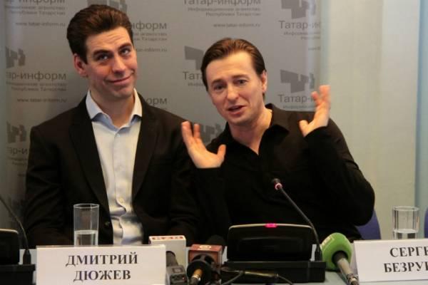Дмитрий Дюжев – биография, фильмы, фото, личная жизнь, последние новости 2019