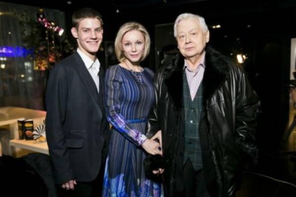 Павел Табаков – биография, фильмы, фото, личная жизнь, последние новости 2019