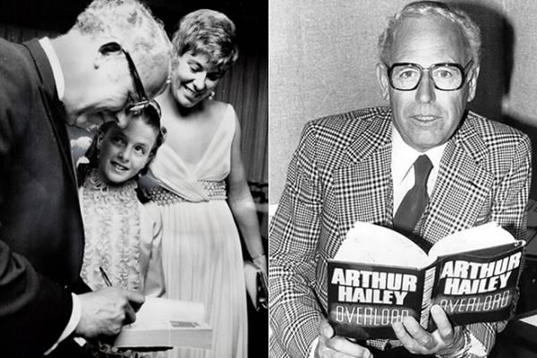 Артур Хейли – биография, фильмы, фото, личная жизнь, последние новости 2019