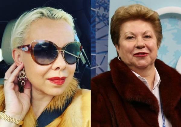 Оксана Баюл – биография, фильмы, фото, личная жизнь, последние новости 2019