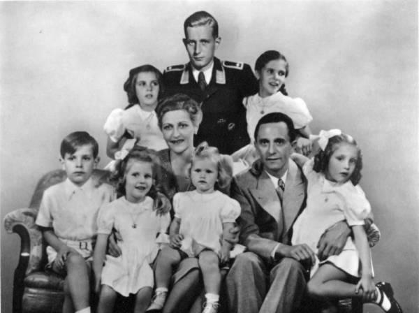 Йозеф Геббельс – биография, фильмы, фото, личная жизнь, последние новости 2019