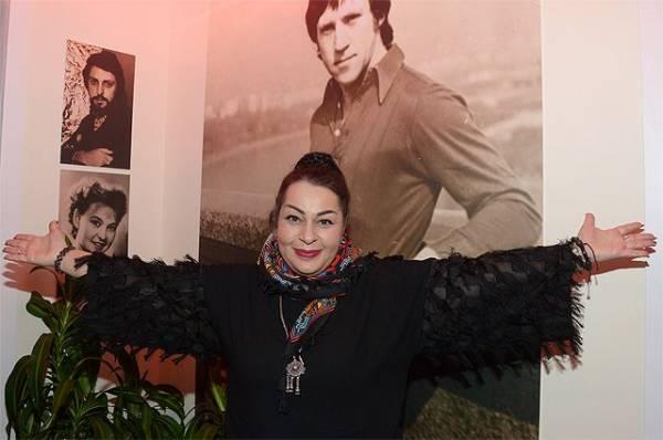Мариам Мерабова – биография, фильмы, фото, личная жизнь, последние новости 2019